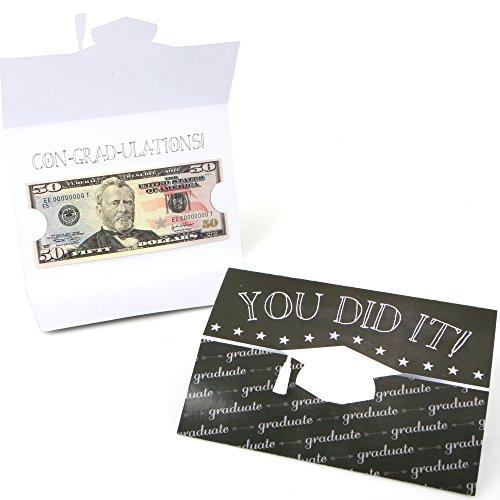 Graduation Cheers - Money Holder Cards - Set of 8