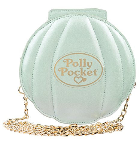 Body Pocket Shell Polly Bag Cross Aqua Shaped 5vxXBWwvAq