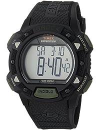 Men's TW4B12600 Expedition Base Shock Black/Gray Resin Strap Watch