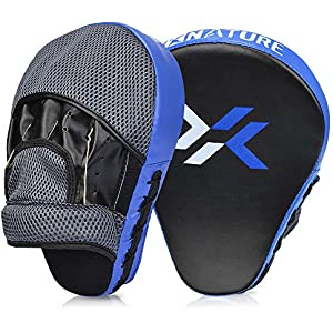 ARMOR RAPTOR Focus Pads Boxing Training Mitts MMA Strike Punching Bag Kick Curved Mitts AR-BFP-2000