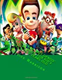 Jimmy Neutron Boy Genius Coloring Book: For Kid's Ages 4 to 9 Years Old