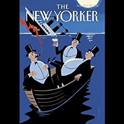 The New Yorker, August 15th & 22nd 2011: Part 2 (James Surowiecki, Elizabeth Kolbert, Dana Goodyear)