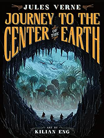Amazon.com: Journey to the Center of the Earth [Kindle in Motion ...