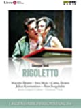 Giuseppe Verdi: Rigoletto (Legendary Performances)