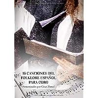 16 canciones del folklore español