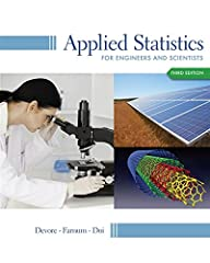 This concise book for engineering and sciences students emphasizes modern statistical methodology and data analysis. APPLIED STATISTICS FOR ENGINEERS AND SCIENTISTS emphasizes application of methods to real problems, with real examples throug...