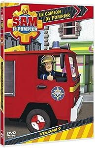 """Afficher """"Sam le Pompier n° 9<br /> Le camion de pompier"""""""