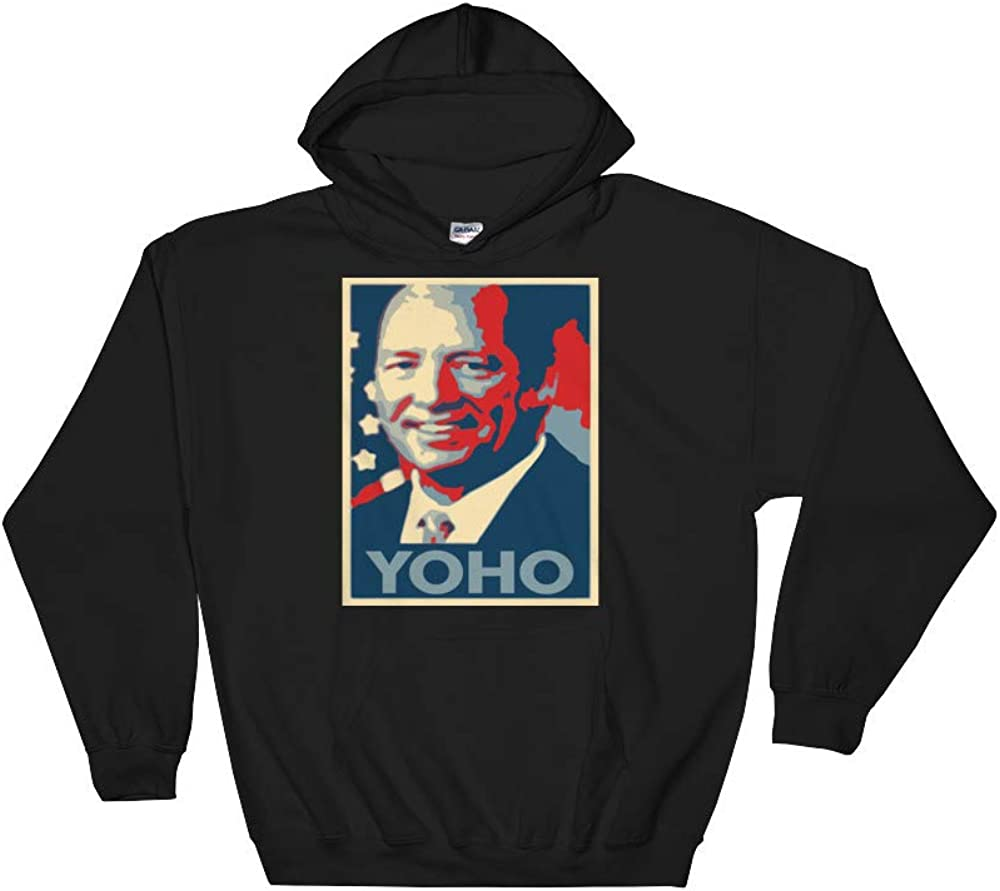 Stachimals Political Parody with Ted Yoho Hoodie