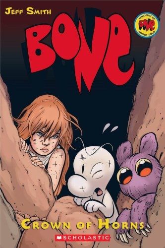 Bone, Vol. 9: Crown of Horns
