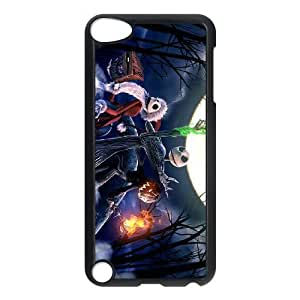 iPod Touch 5 Phone Cases Black The Nightmare Before Christmas FSG518215