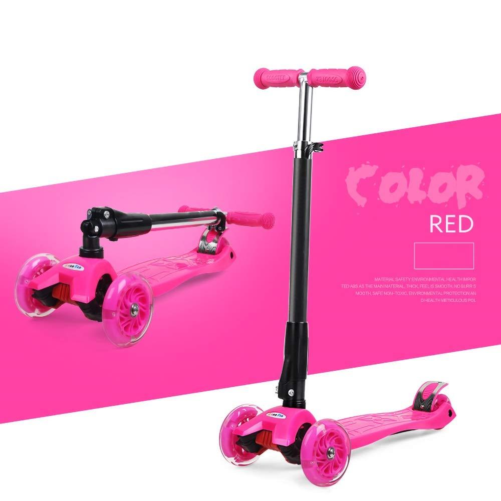 【人気商品!】 Shioya house B07R1WSYJ8 子供の三輪スクーター、赤ちゃんの三輪プーリーに適しています、折りたたむことができます、上下に持ち上げることができます、子供の贈り物 ) ご愛顧ありがとうございました ( : Color : Red ) B07R1WSYJ8, ニシメマチ:322fb728 --- svecha37.ru