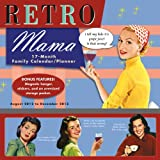 Retro Mama 2013 Wall Planner (calendar)
