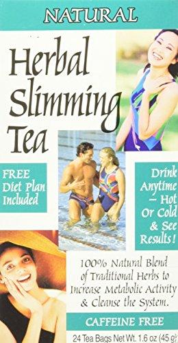 Slimming Tea Green Tea 24 Bag(S)