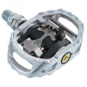 Shimano PD-M545 SPD Pedals For Mountain & Touring Bike, Complete with SH-51 Cleats, 567g