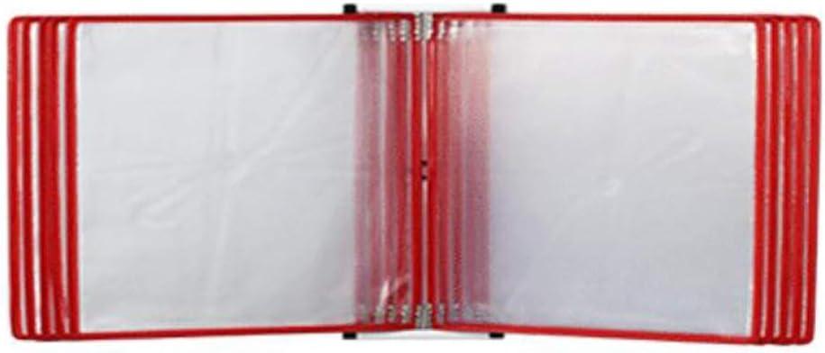 File box Carpeta de exhibición de colgar en la pared A4 - 10 ...