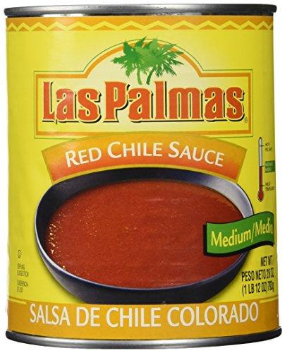 Las Palmas Red Medium Chili Sauce Las Palmas Chili Sauce