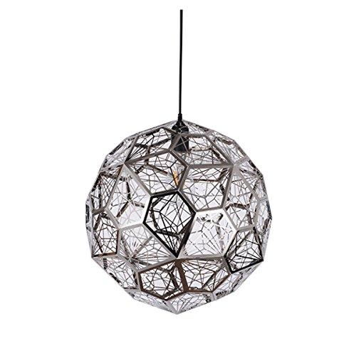Stainless Steel Ball Pendant Light