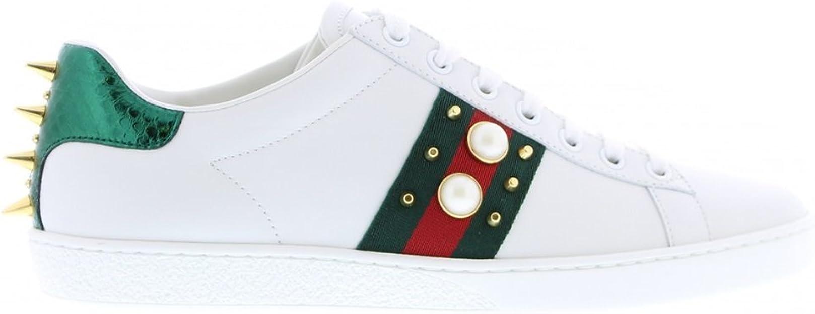 Leather Sneakers: Amazon