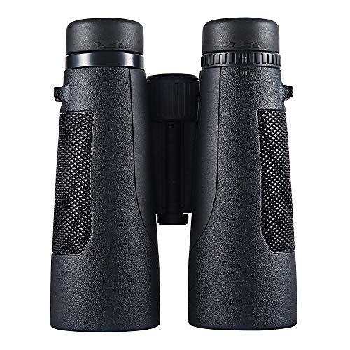 HD 10X42 Binoculars Low Light Level Night Vision Waterproof Portable Professional Binoculars Bak4 Prism Optics Zoom Telescope for Outdoor Hunting Concert,1050 ()