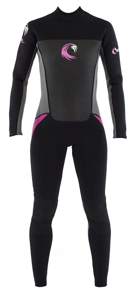 Extreme 3/2mm Women's Fullsuit