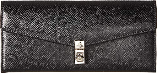 Vivienne Westwood Women's Sofia Credit Card Wallet Black One Size