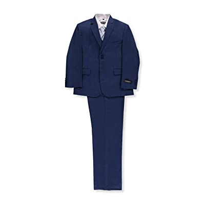 Kids World Big Boys' Husky 5-Piece Suit