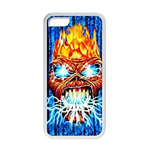 MMZ DIY PHONE CASERockband Modern Fashion Guitar hero and rock legend Phone Case for iphone 6 plus 5.5 inch(TPU)