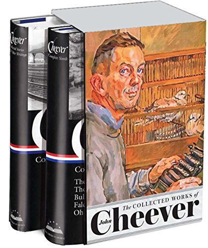 Image of The Collected Works of John Cheever: A Library of America Boxed Set