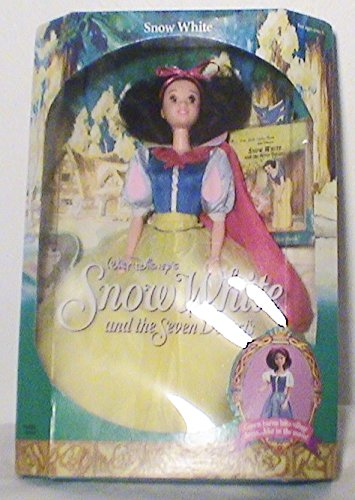 (Disney Snow White and the Seven Dwarfs Doll)