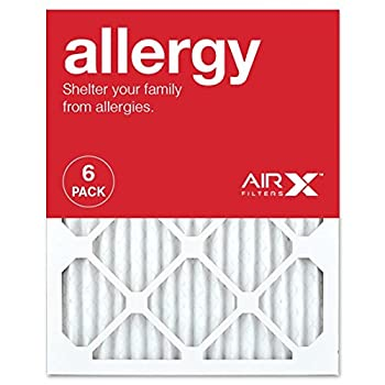 AIRx ALLERGY 16x20x1 MERV 11 Pleated Furnace Filter