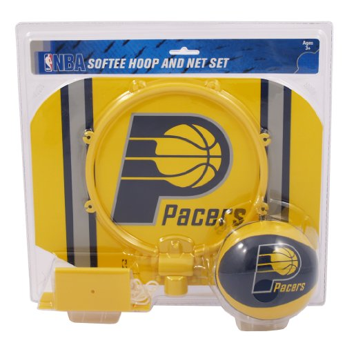 fan products of NBA Indiana Pacers Slam Dunk Softee Hoop Set