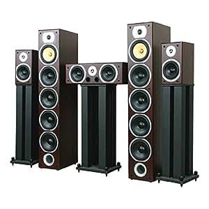 Sistema altavoces home cinema Beng V9B. 5 canales, 1240W máx