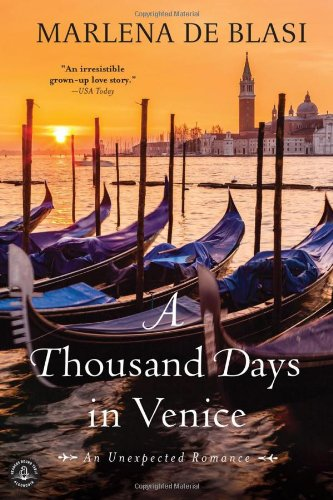 Book cover for A Thousand Days in Venice