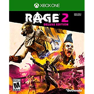 Rage 2 - Xbox One Deluxe Edition [Amazon Exclusive Bonus]