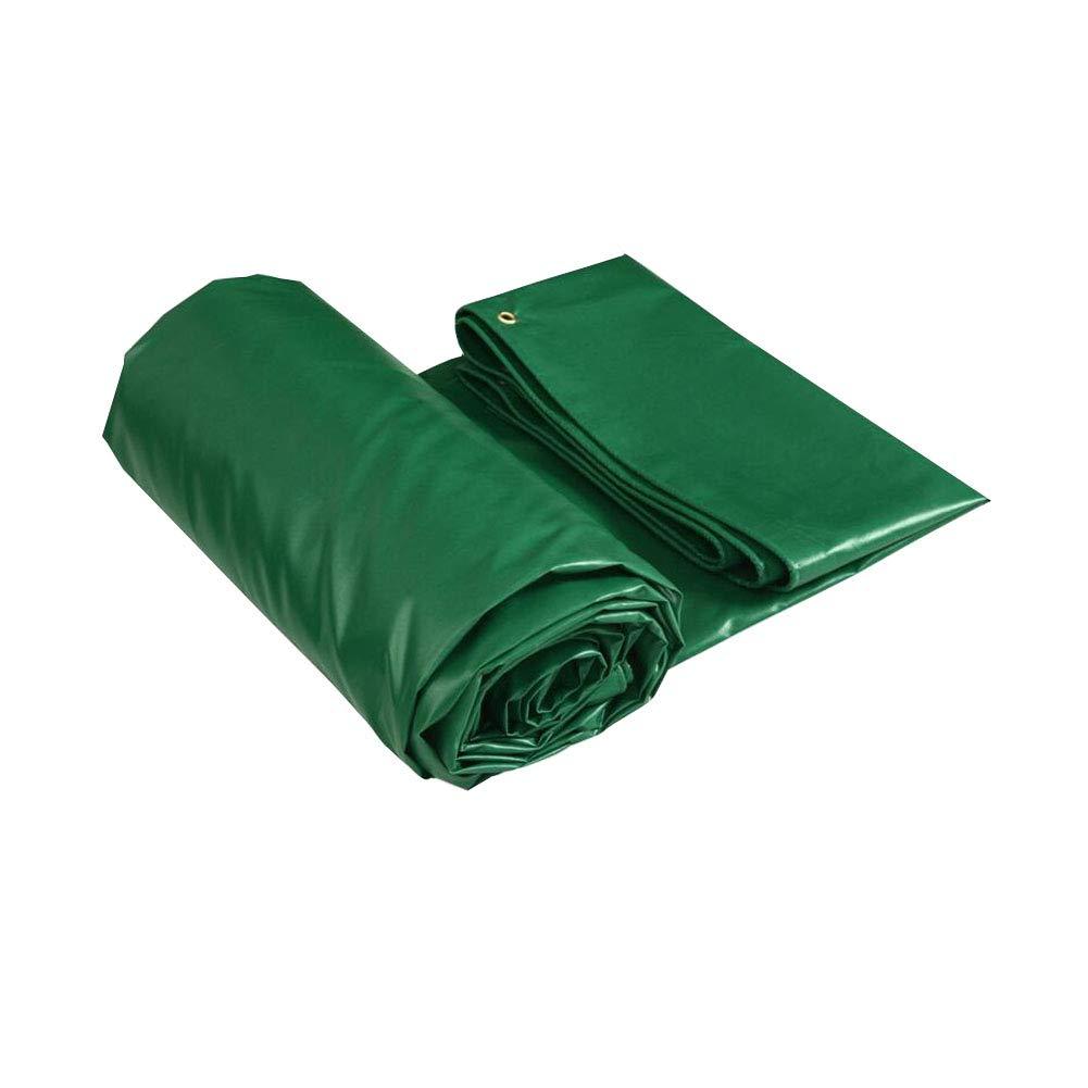 CJC ターポリン キャノピー テント ボート プール カバー 450g/m² 100% 防水 UV 保護された (サイズ さいず : 7x5m) 7x5m  B07H5MFKRN