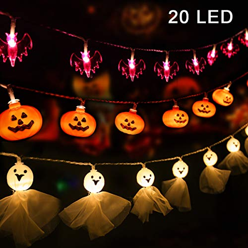 Glow String Lights Set - 4