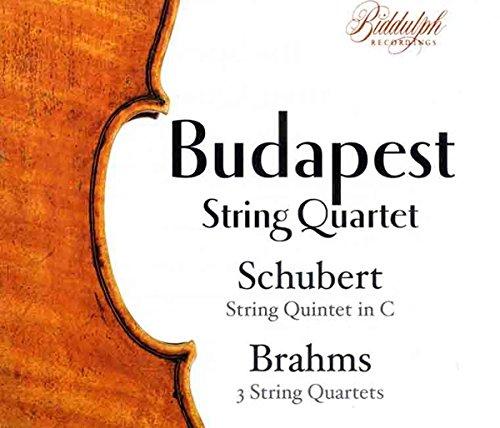 Quintets Conductor (Brahms Complete String Quartets 1-3 & Schubert String Quintet D956)