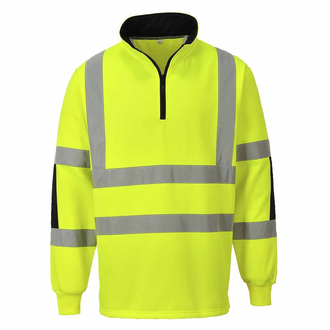 Portwest Xenon Hi Vis Rugby Sweatshirt - B308