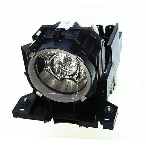 Compatible Hitachi Lamp Bulb (DT00771 Hitachi Projector Lamp Replacement. Projector Lamp Assembly with High Quality OEM Compatible Projector Bulb Inside)
