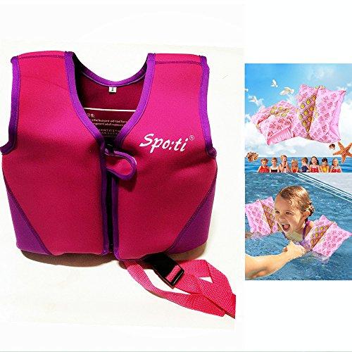 rayma-kids-uv50-life-jacket-neoprene-wakeboard-swim-flotation-life-vest-purple-small-for-1-3-years-o