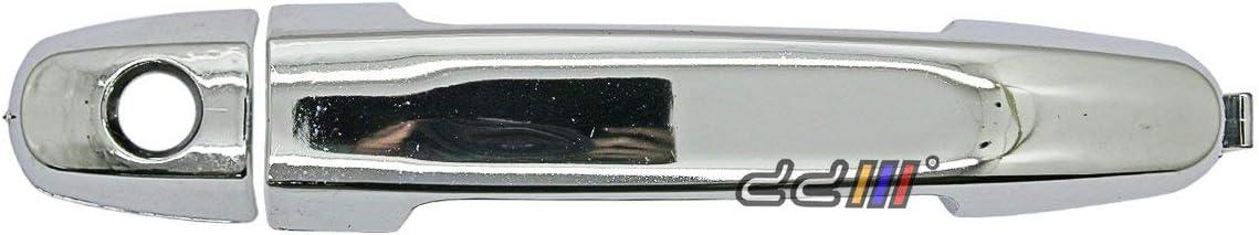 Black Left LH Electric Door Mirror For Toyota Hilux Pickup KUN25 2011-14 NEW