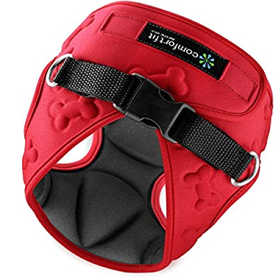 Easy to Put on and Take off Small Dog Harnesses Our small Dog Harness Vest has padded Interior and Exterior Cushioning Ensuring your Dog is Snug and Comfortable !