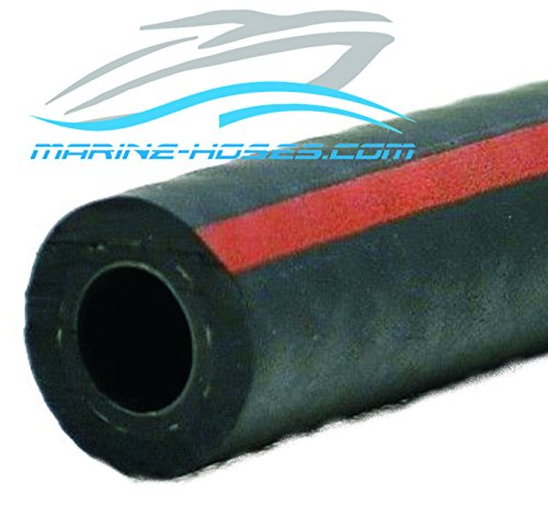 - A1 Fuel Line 5/8 ID A1 Low Permeation Marine Fuel Feed Hose 5/8 inch ID Unaflex by the foot