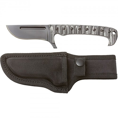 Mossberg 8 inch Fixed Blade Hunting Knife Micarta Handle