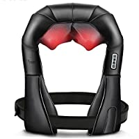 Viktor Jurgen Shiatsu Back Neck and Shoulder Massager