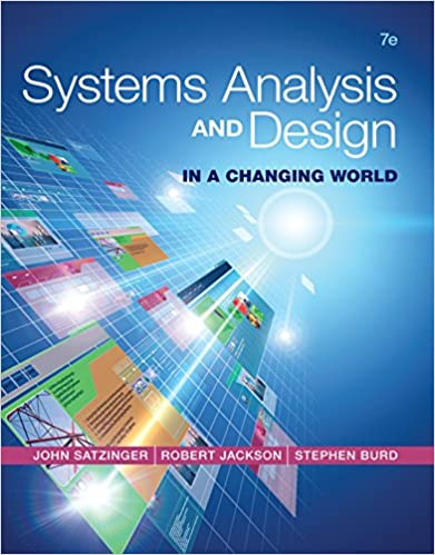 Systems analysis and design in a changing world 007 john w systems analysis and design in a changing world 007 john w satzinger robert b jackson stephen d burd ebook amazon fandeluxe Image collections