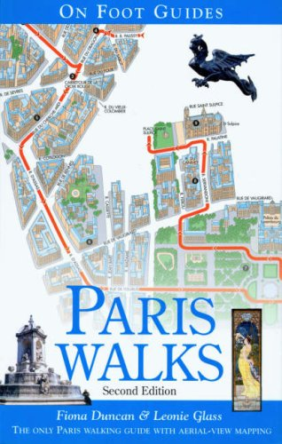 Download Paris Walks (On Foot Guides) (On Foot Guides) pdf
