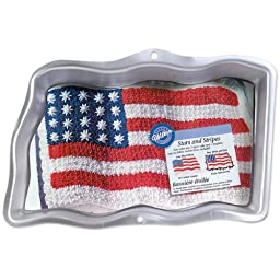 Wilton Stars and Stripes Pan