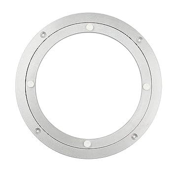 HomDSim Aluminio Metal Lazy Susan Hardware Rotación giratoria de 360 ...