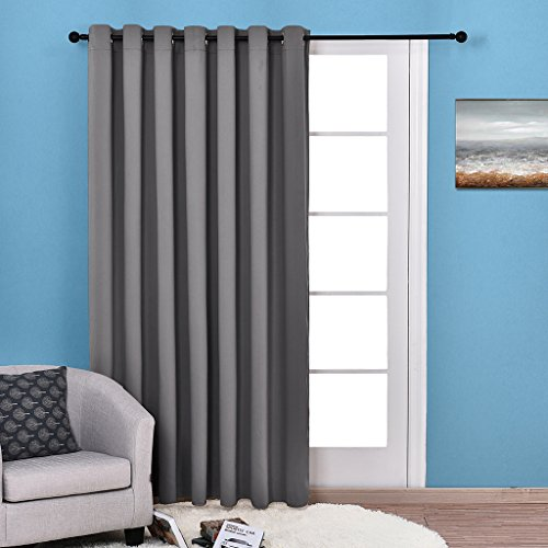 Best blackout curtains sliding glass door for 2019
